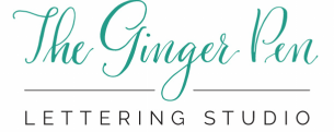 The Ginger Pen Lettering Studio